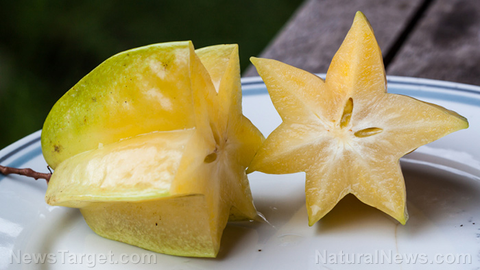 Star Fruit Sources Health Benefits Nutrients Uses And