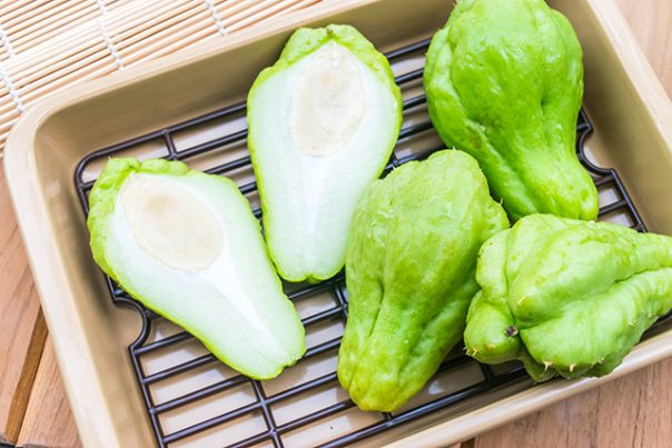 Chayote Sources Health Benefits Nutrients Uses And