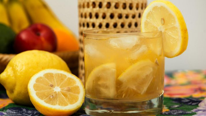 Lemon juice – sources, health benefits, nutrients, uses and