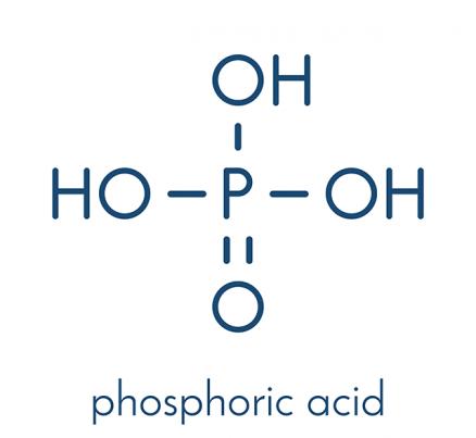 Phosphoric Acid Sources Health Risks